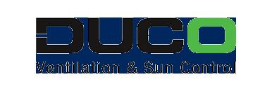 Alektro and C° - DUCO ventilation and sun control